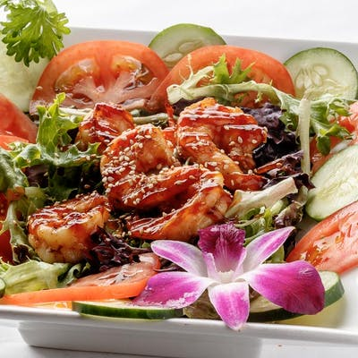 Chicken or Shrimp Salad
