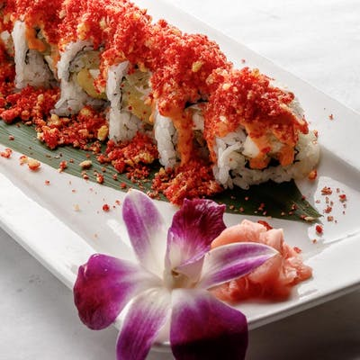 Spicy Cheetah Roll