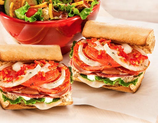The Italian Sandwich