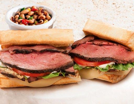 Choice Roast Beef Sandwich