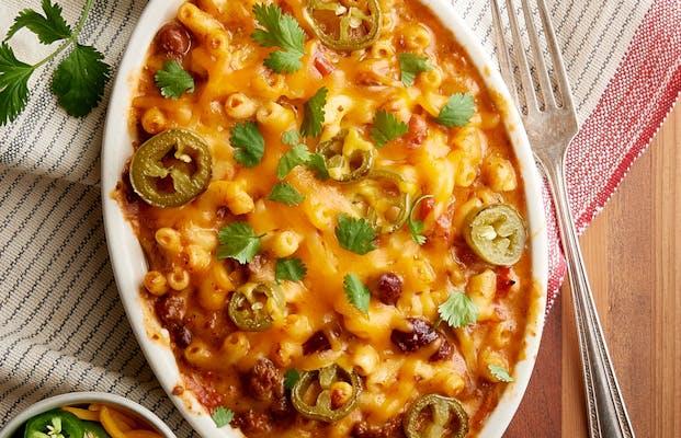 Chili Mac & Cheese