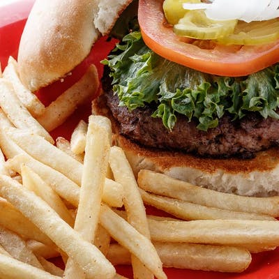 Build-A-Burger & Fries