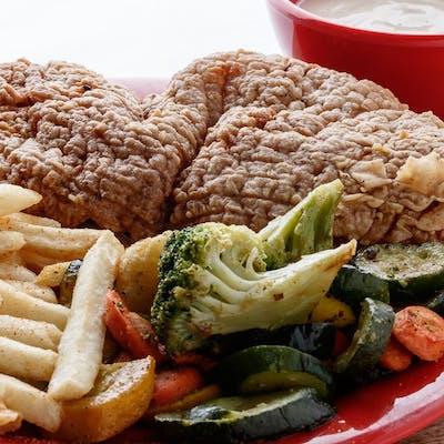 Chicken Fried Steak Basket