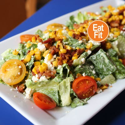 Chopped Bacon & Blue Salad