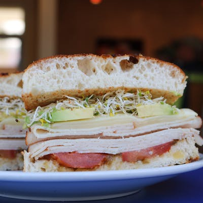 The Uptowner Sandwich