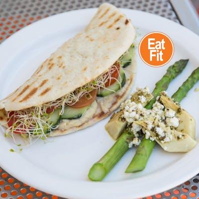 Hummus Pitaco Sandwich