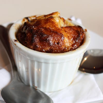 Bread Pudding Cup
