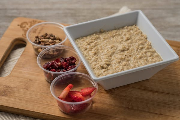 Whole Grain Oatmeal