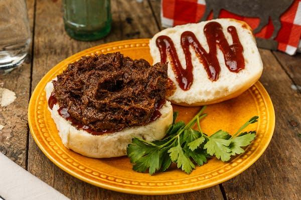 BBQ Beef Sandwich Meal Deal