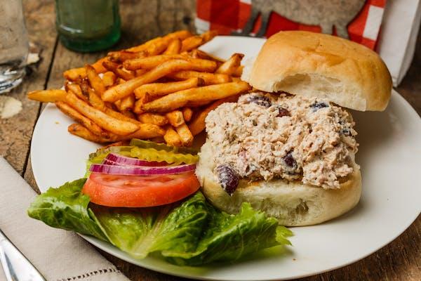 Chicken Salad Sandwich Meal Deal