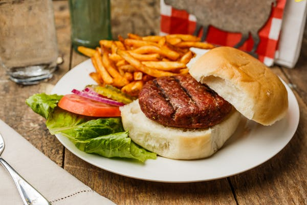 Smoked Burger Meal Deal