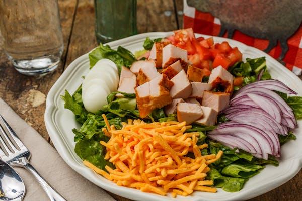 Cajun Smoked Turkey Breast Salad