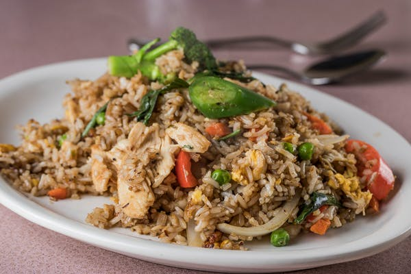 37. Thai Basil Fried Rice