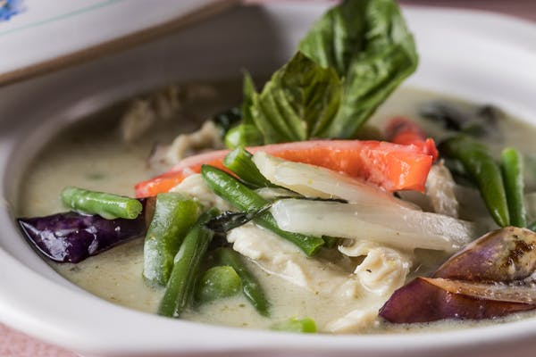 49. Green Curry