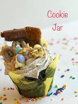 The Cookie Jar Cupcake