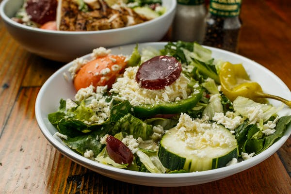 Mini Greek Salad