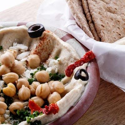 Athena's Hummus