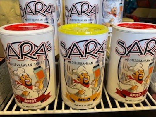 Sara's Mediterranean Spices