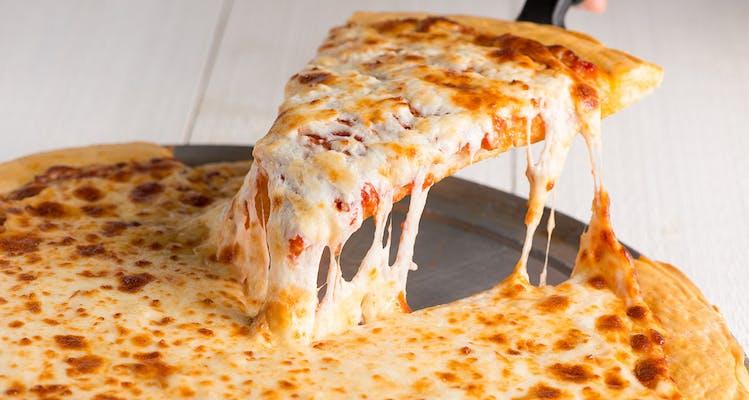 Lotta Cheese Pizza