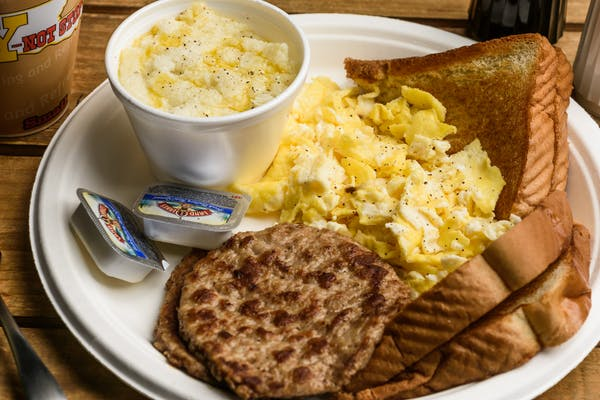 All-American Breakfast Platter