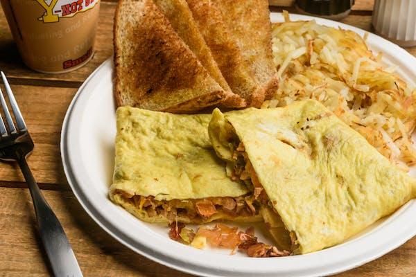 Omelet Meal