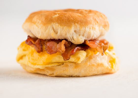 Loaded Biscuit Sandwich