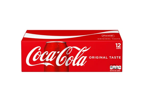 12 Pack Coke Product