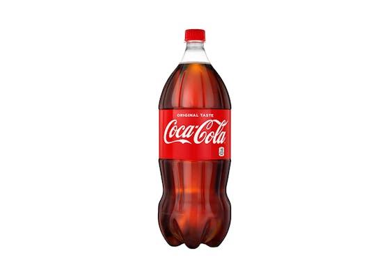 2-Liter Coke Product