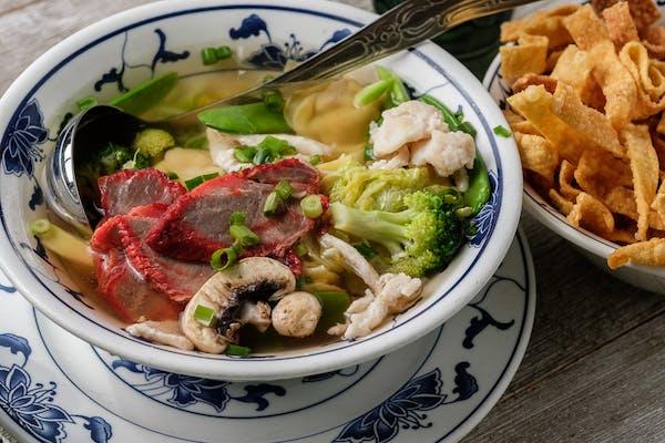 Specialty Wonton Soup