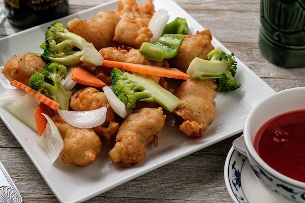 45. Sweet & Sour Chicken