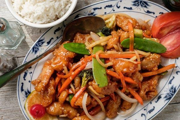 47. Hong Kong Chicken