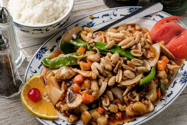 49. Kung Pao Chicken