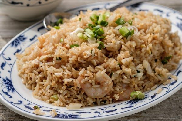 67. Shrimp Fried Rice