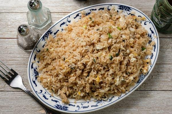 68. Chicken Fried Rice
