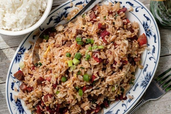 70. Roast Pork Fried Rice