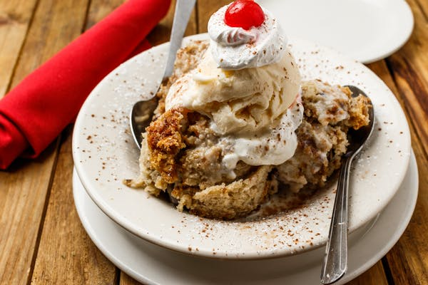 Louisiana Style Bread Pudding