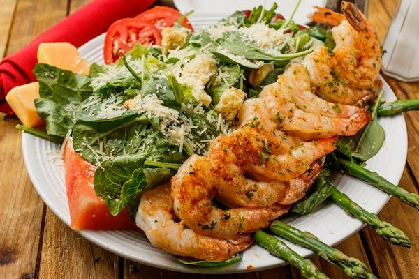Shrimp Asparagus Salad