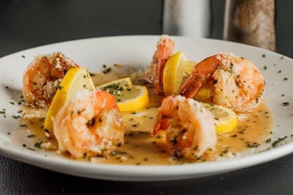 Shrimp Napoleone