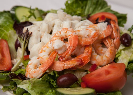 Shrimp & Lump Crab Salad