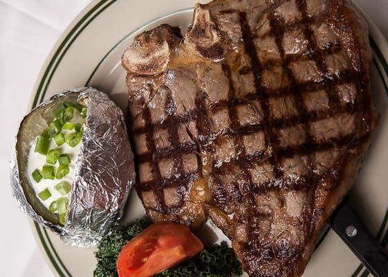K.C. Porterhouse Steak