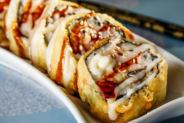 Fried Merry Roll