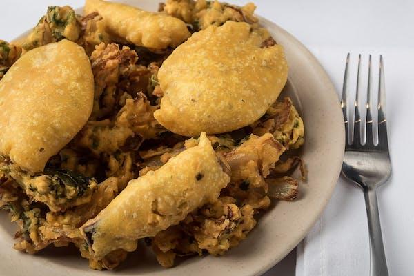 Pakora Platter