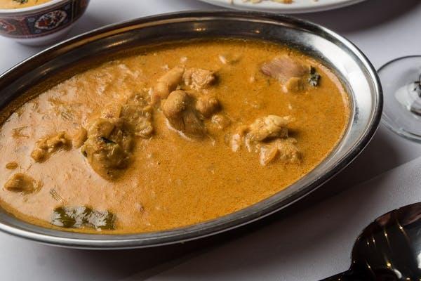 Vegetarian Korma