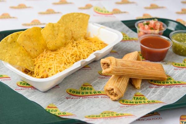 Tamales Options