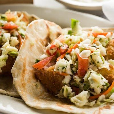 Filet of Fish Tacos