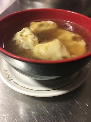 33. Wonton Soup