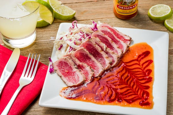 Los Cabos Seared Ahi