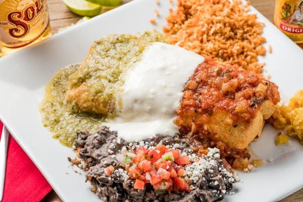 El Conquistador Burrito