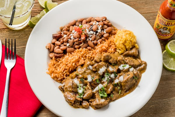 Slow Stewed Pork Chile Verde