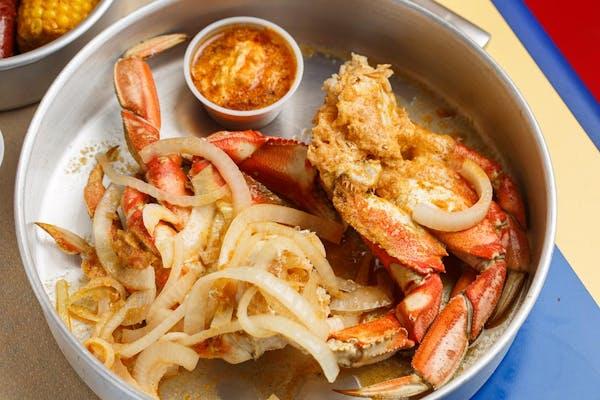 (10) Boiled Shrimp & (1) Dungeness Crab Platter